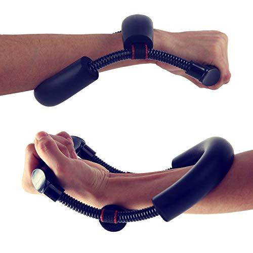 Antebrazo Muñeca ejercitar brazos Flexor fuerza Fortalecedor entrenamiento herramientas de formación de dispositivo para fisioterapia mayor capacidad de levantamiento de peso