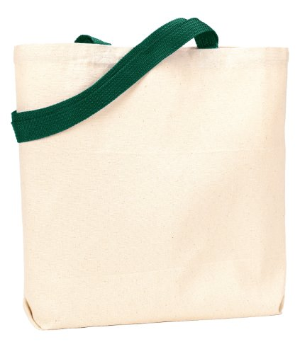 UltraClub by Liberty Bags , Damen Tote-Tasche NATURAL/ FOR GRN