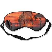 Sunsets Tiger Sleep Eyes Masks - Comfortable Sleeping Mask Eye Cover For Travelling Night Noon Nap Mediation Yoga preisvergleich bei billige-tabletten.eu