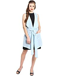 Trench Dress Style Wrap Shrug
