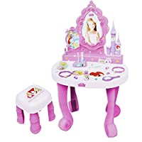 Bildo 7124 Princess Big Vanity, Multi Colour