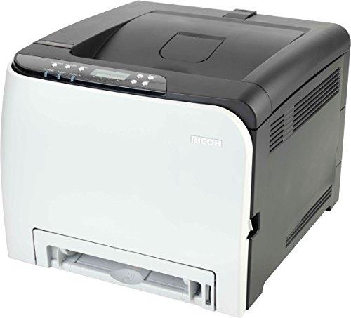 RICOH SP C250DN Farb-Laserdrucker (A4, Drucker, Duplex, WLAN, USB)