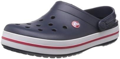 Crocs Crocband, Unisex Adults' Clogs - Blue (Navy), 10 UK (45-46 EU)
