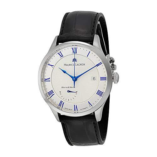 Maurice Lacroix Masterpiece Reserve de Marche Automatic Mens Watch MP6807-SS001-110