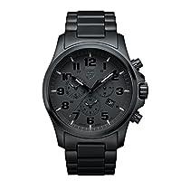Luminox XL.1942.BOB Reloj de pulsera Cuarzo Hombre correa de Acero inoxidable Negro