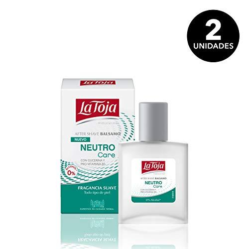 La Toja - Bálsamo After Shave Neutro Care - 0% alcohol