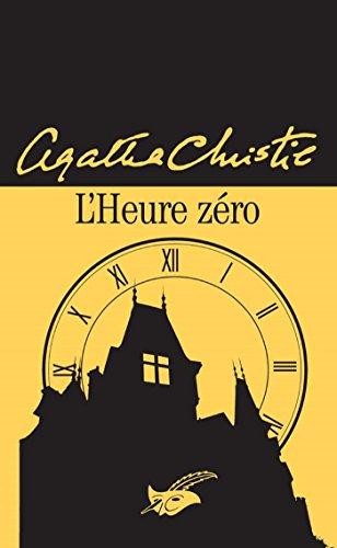 L'heure zéro (Masque Christie)