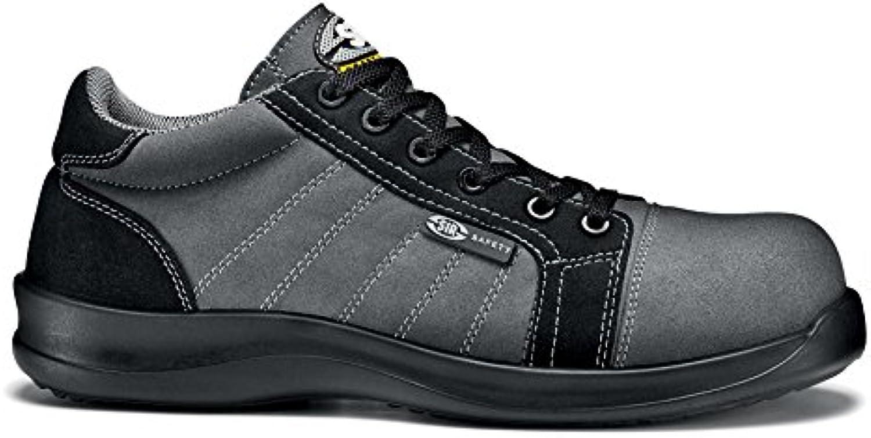 Sir S1P Sicherheitsschuhe Sneaker Grey Fobia SRC 41 Grau