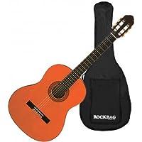 Chitarra classica Eko cs10 4/4 con custodia rockbag