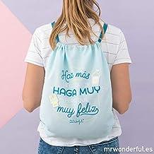 Mr. Wonderful WOA08553ES - Saco Haz Más De Lo Que Te Haga
