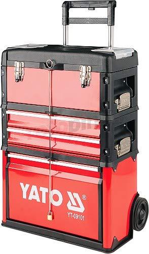 Yato yt-09101,Instrument, Warenkorb besteht aus 3Teilen