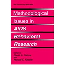 [(Methodological Issues in AIDS Behavioral Research)] [Author: David G. Ostrow] published on (October, 1993)