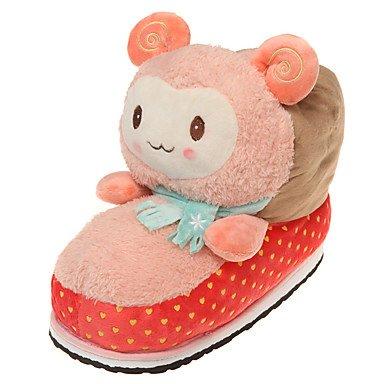 zhENfu giallo marrone Comfort scuro Inverno donna rosa primavera Pink fucsia amp; flops flip casual Felpa arrossendo Blushing blu pantofole Autunno 1B1qR