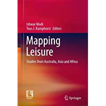 Mapping Leisure: Studies from Australia, Asia and Africa