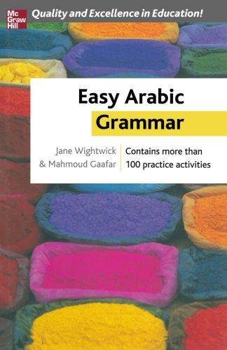 Easy Arabic Grammar por Jane Wightwick