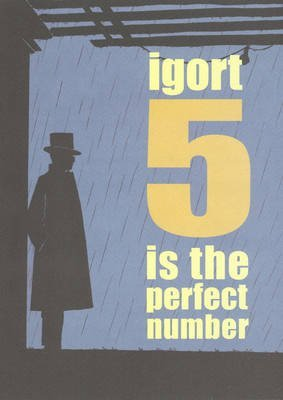 [5 is the Perfect Number] (By (author) Igor Tuveri) [published: October, 2004]