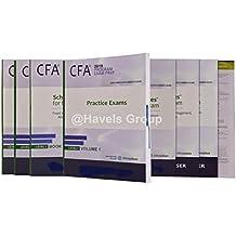 2019 CFA Level 1 Complete set of 7 Books (5 Syllabus + 2 Practice books)