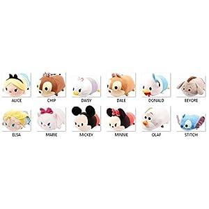 Tsum Tsum-Peluche Disney Light-Up