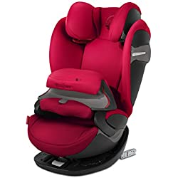 Cybex Gold 518000923 Pallas S Fix Rebel, Rosso