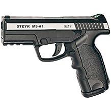 Pistola semiautomatica perdigón Steyr M9-A1 Dual Tone. Calibre 4,5mm. 3,3 Julios. Co2. Modelo ASG16553