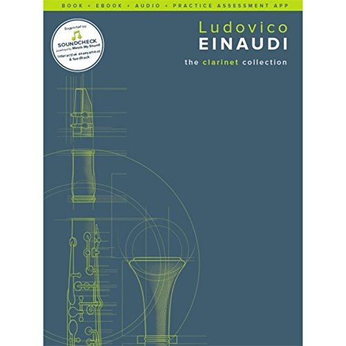 Ludovico Einaudi: The Clarinet Collection (Book & Online Media): Partitur, Stimme(n), E-Bundle, Download für Klarinette Mp3-bundle