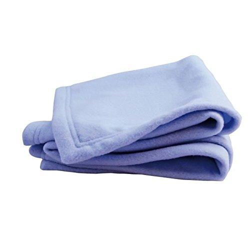 la-chambre-de-bebe-fleece-blanket-for-newborn-100x150cm-sky