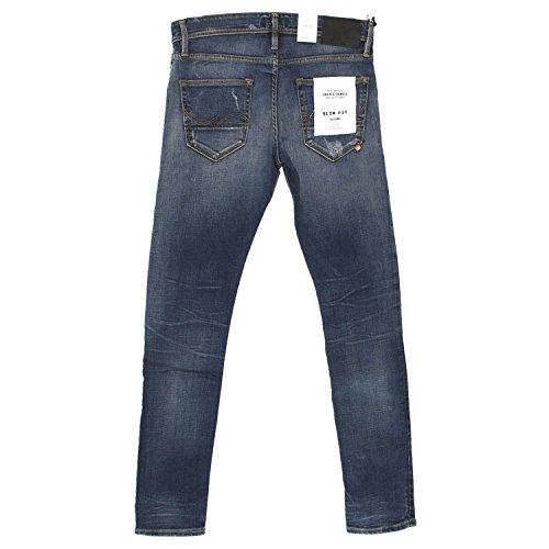 JACK & JONES Herren Jeanshose Blue Vintage