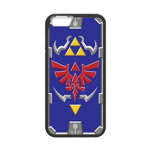 "The Legend of Zelda en silicone TPU pour Apple iPhone 6S (4,7 ""inch), iPhone 6S Coque de protection rigide Case Cover, iPhone 6 (4,7 pouces), beau design Coque de protection pour Apple"