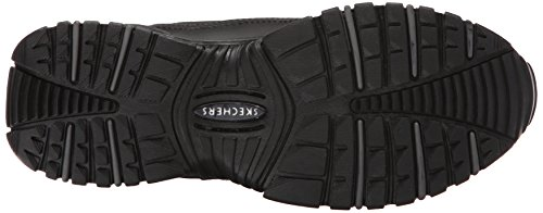 Skechers Energy 2250 WML, Baskets mode femme Noir - Noir