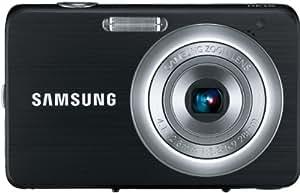 Samsung ST30 Digitalkamera (10,1 Megapixel, 3-fach opt. Zoom, 6 cm (2.36 Zoll) Display, Weitwinkel, bildstabilisiert) schwarz