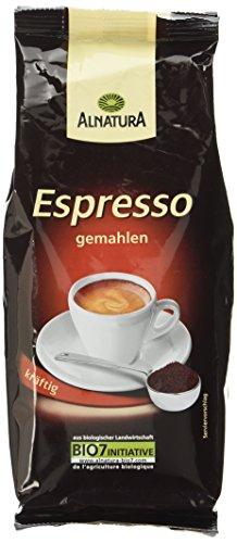 Alnatura Bio Espresso gemahlen, 250 g