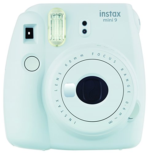 Fujifilm Instax Mini 9 Kamera smoky - Digital-film-kamera