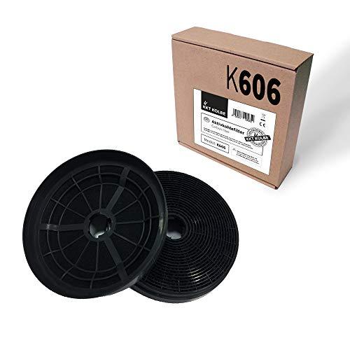 K606 Aktivkohlefilter für Dunstabzugshauben (= K122, ST1, CF110) KKT KOLBE/für ART406 (ED/S/W), CUBE60S, CURVEx06S, FREEx004TC, HERMESx06S /x07SM, INTEGRA606, LIBERA x07SM, SOLOx06S /x07SM