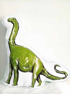 Dinosaurio con forma de manta almohada Kid habitación decorativo almohada Kid Regalo Idea