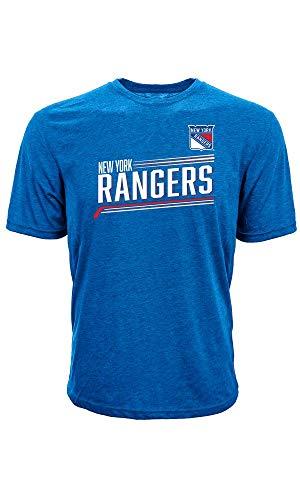 Levelwear NHL New York Rangers - Mats Zuccarello #36 Icing Player T-Shirt, Größe :L -