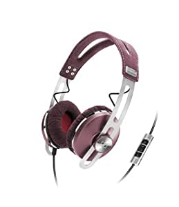 Sennheiser Momentum 1.0 On-Ear Headphones - Pink (Discontinued by Manufacturer)