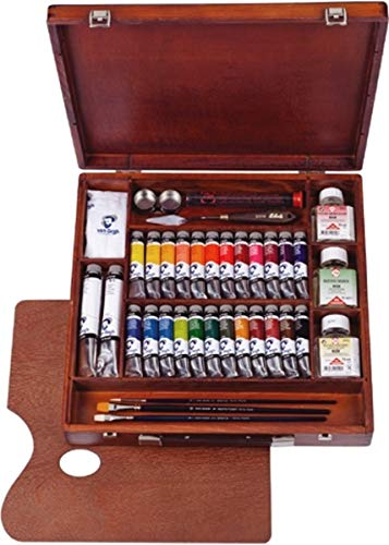Van Gogh Ölfarbe Malkasten EXPERT 26 Tuben