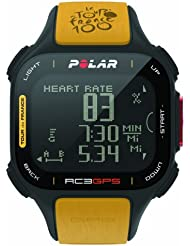 Polar RC3 GPS HR Tour de France + Herzfrequenzsensor
