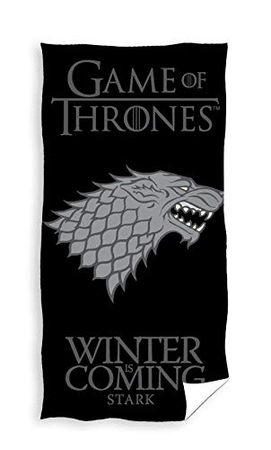 Game of Thrones GOT821-476-R Serviette de Plage 70 x 140 cm