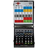 Würth Bit Box Torx 36pièces (TX) Boîte en métal pratique avec système de couleur pratique