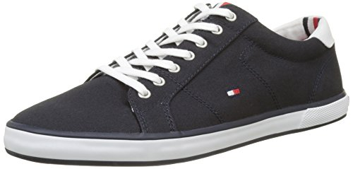 Tommy Hilfiger Herren H2285arlow 1d Low-Top, Blau (Midnight 403), 39 EU