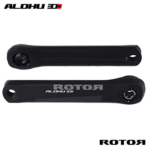 R ROTOR BIKE COMPONENTS ALDHU Crank Arms 165 mm