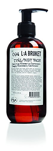 L:a Bruket No.94 Flüssigseife ,Sage / Rosemary / Lavender, 250 ml - Lavendel-salbei