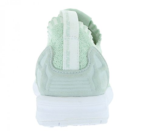 W Branco Zx Adidas Primeknit Verde Grün Vapor Fluxo 7aAntwq1H