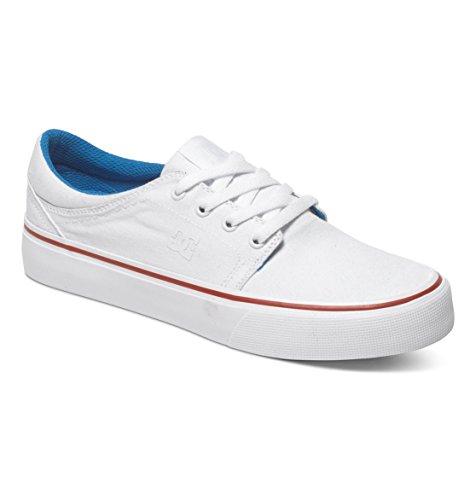 DC Trase TX Women's White/Blue/Red Bianco