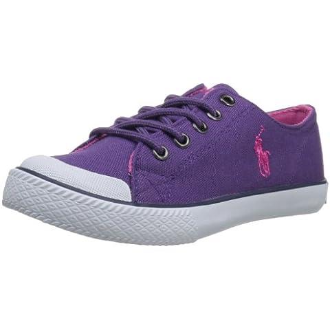 Polo Ralph Lauren Sneakers Studio Purple Pink Chandler Mujer