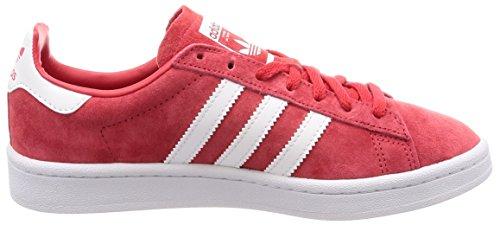 Footwear Sneaker Rot Campus adidas Ray Damen White Red qgPwa8p