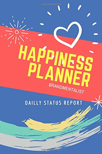 Dailly Status Report happiness planner brandmentalist: Jobsite Project Management Report, Site Book |  Book Report Workbook