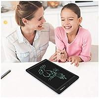 8,5 Pouces électronique LCD écriture Tablette, écriture et Dessin Planche Doodle Conseil avec Stylet pour Les Enfants et Les Adultes à la Maison / école / Bureau de Travail (Noir)
