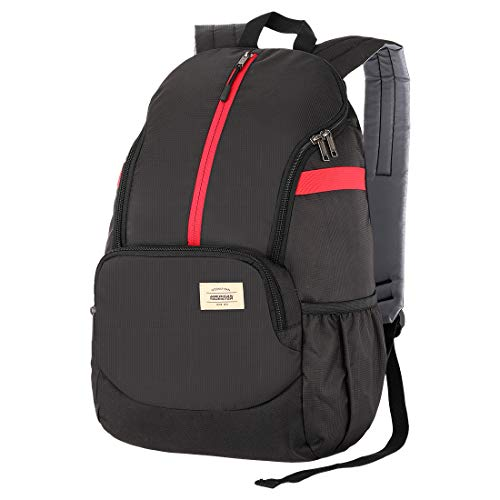 Best american tourister backpack in India 2020 American Tourister Copa 22 Ltrs Black Casual Backpack (FU9 (0) 09 002) Image 2